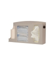 Bowman Dispensers PPE Dispenser Kit Bowman® Floor Stand