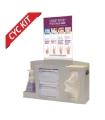 Bowman Dispensers PPE Dispenser Kit Bowman® Surface Mount