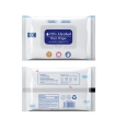 CE 75% Ethyl Alcohol Disinfecting Wipes - 50 Wipes per Pack